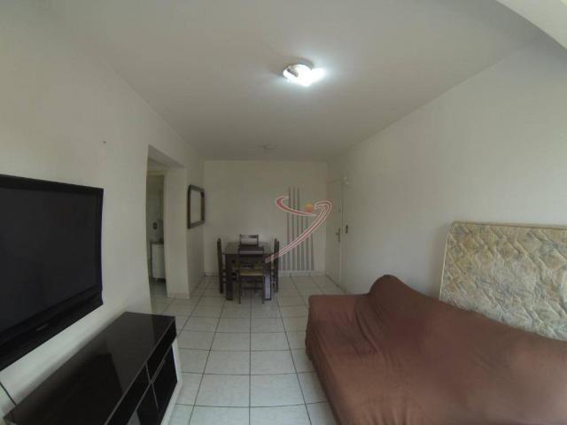 Apartamento com 1 dormitório para alugar, 44 m² por R$ 900,00/mês - Centro - Foz do Iguaçu - Foto 4