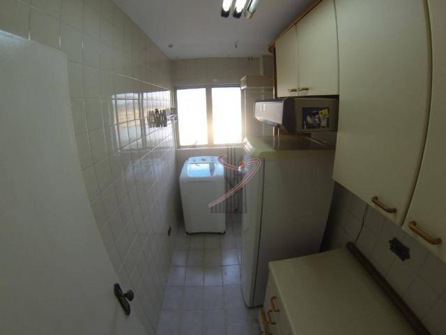 Apartamento com 1 dormitório para alugar, 44 m² por R$ 900,00/mês - Centro - Foz do Iguaçu - Foto 9
