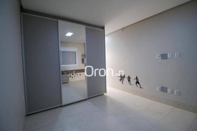 Casa com 4 dormitórios à venda, 375 m² por R$ 2.100.000,00 - Jardins Lisboa - Goiânia/GO - Foto 17