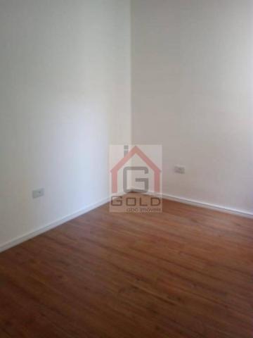Apartamento com 2 dormitórios à venda, 55 m² por R$ 320.000 - Utinga - Santo André/SP - Foto 7