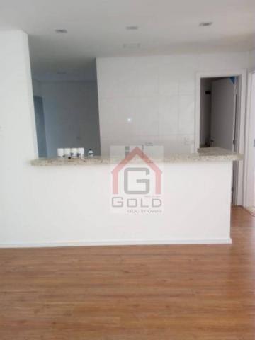 Apartamento com 2 dormitórios à venda, 55 m² por R$ 320.000 - Utinga - Santo André/SP - Foto 6