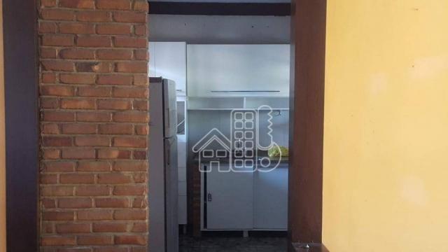 Casa com 3 dormitórios à venda, 250 m² por R$ 1.300.000,00 - Itaipu - Niterói/RJ - Foto 20