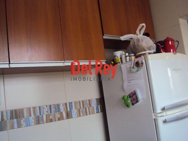 Apartamento à venda com 3 dormitórios em Caiçaras, Belo horizonte cod:2047 - Foto 3