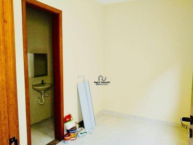 Apartamento com 4 dormitórios para alugar, 1 m² por R$ 2.200,00/mês - Jardim Guanabara - R - Foto 9