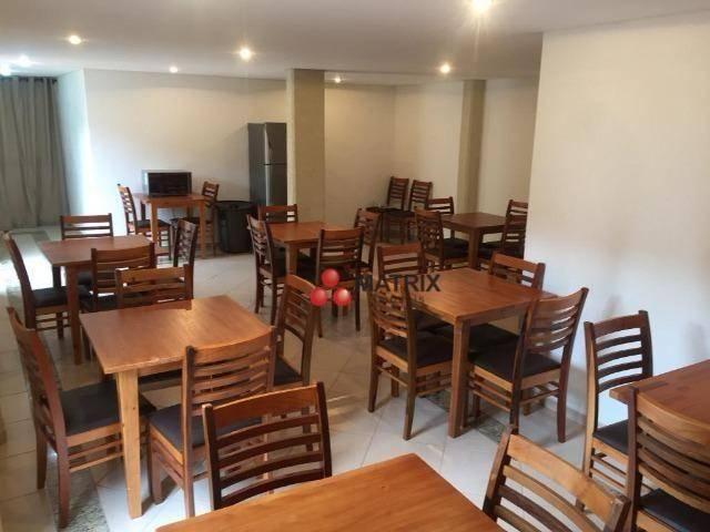 Apartamento com 3 dormitórios à venda, 63 m² por R$ 355.100,00 - Cristo Rei - Curitiba/PR - Foto 10