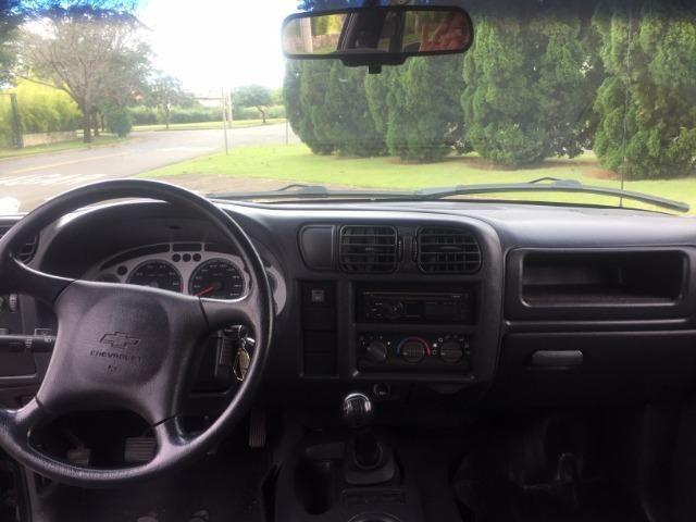 2008 S10 cab dupla Advantage - Foto 4