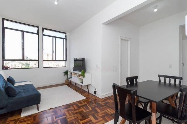 Apartamento com 2 dormitórios à venda, 66 m² por R$ 190.000,00 - Centro - Curitiba/PR - Foto 2