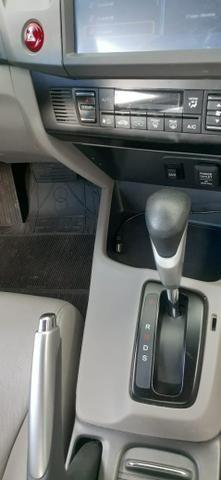 Honda Civic LXL 2013, automático, multimídia, única dona - Foto 6