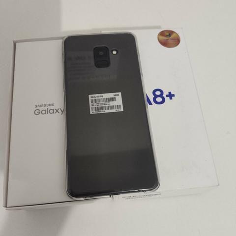 Vendo Galaxy A8+ 2018 ou Troco em computador - Foto 6