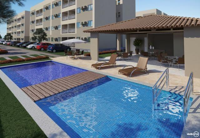 MF - Condomínio Clube no janga,2 Quartos,Varanda* e lazer! - Foto 9