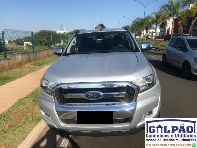 Ford Ranger 3.2 Limited Cab. Dupla 4x4 Aut. 4p - Diesel