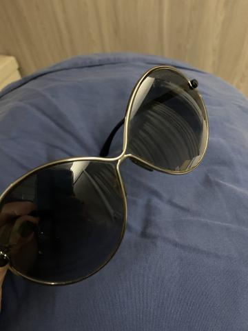 Óculos Tom Ford prateado - Foto 2