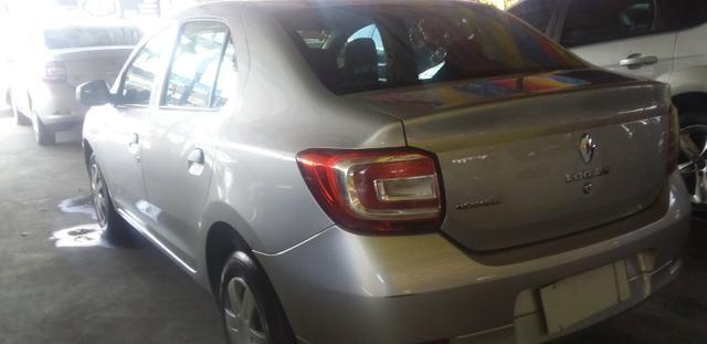 Renault logan completao novissimo com gnv - Foto 3
