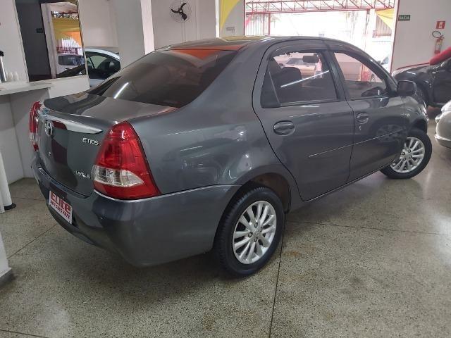 Toyota Etios 1.5 XLS Sedan Completo!!! - Foto 2