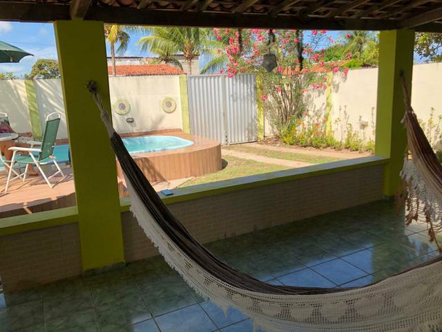 ATENÇÃO: SÓ VENDA! Linda casa com piscina em Catuama, Ponta de Pedras - Foto 4