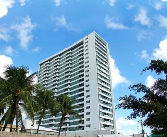 VM-Lindo apartamento à Beira-Mar do Janga - Edf Janga Prince - 03 Quartos - Foto 12