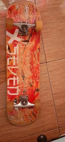 Skate da xseven (aceito cartão)