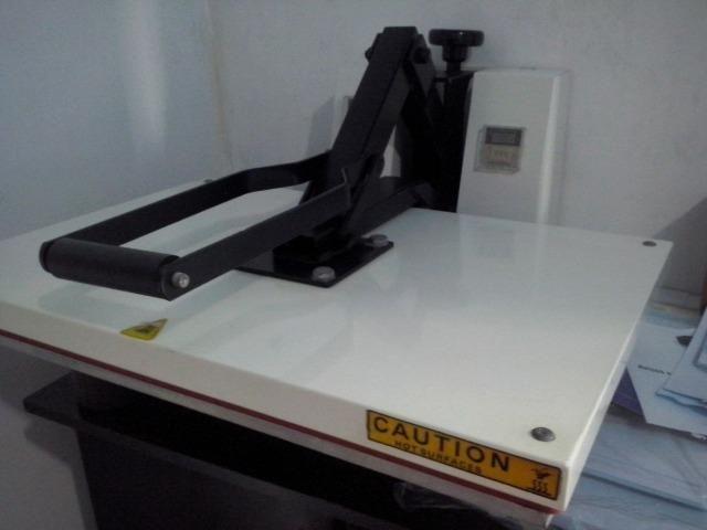 Prensa térmica 60x40 - Foto 2