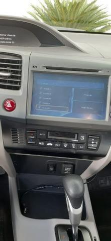 Honda Civic LXL 2013, automático, multimídia, única dona