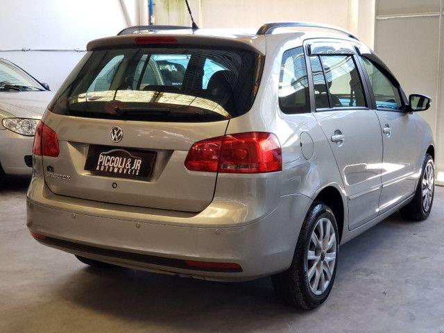 Volkswagen SpaceFox 1.6 Trend vendo troco e financio R$ 36.900,00  - Foto 16