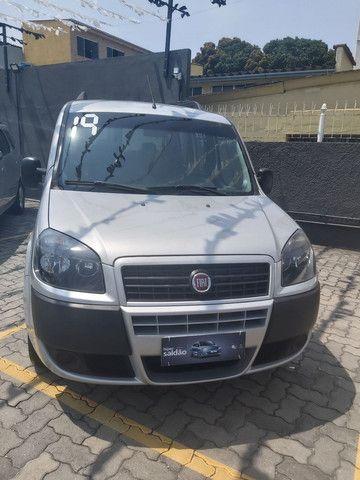 Fiat Doblo Essence 1.8 Prata 2019 r$ 55.200