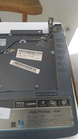 Carcaça Base Superior Acer Aspire 4540 - 042 - Foto 5