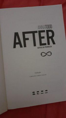 Livro After Depois da Promessa  - Foto 3