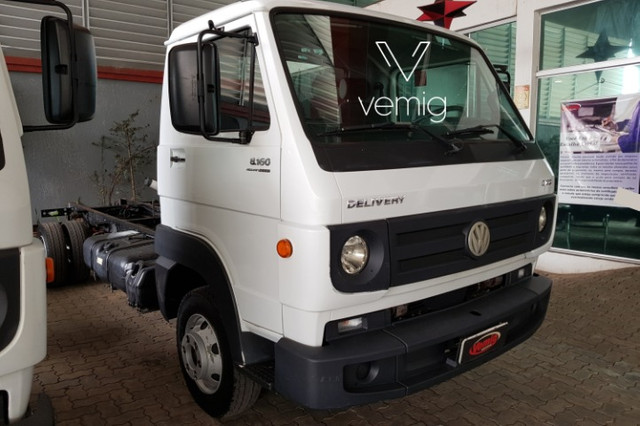 Volkswagen 8.160 Delivery 2014 Chassi - Foto 3