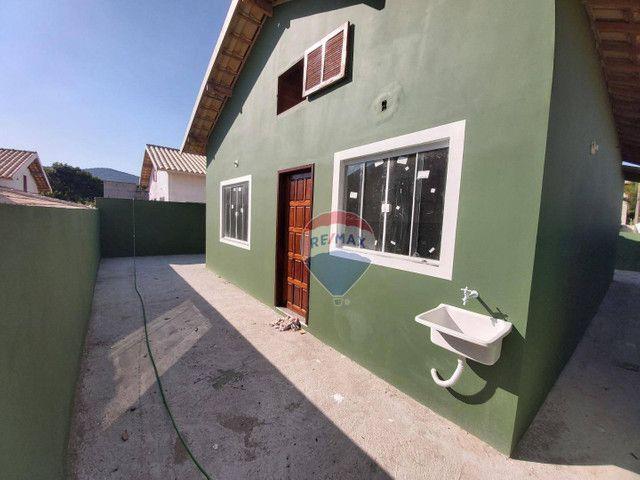 Casa com 2 dormitórios à venda, 67 m² por R$ 210.000 - Balneário das Conchas - São Pedro d - Foto 14