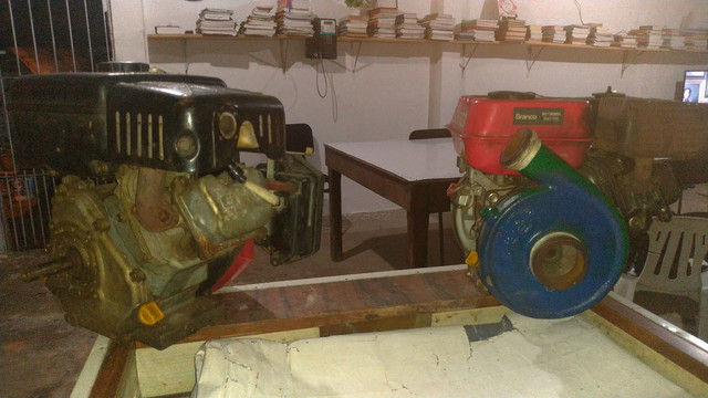 2 motores bomba  - Foto 3