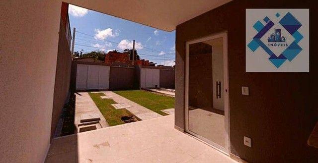 Casa com 3 dormitórios à venda, 89 m² por R$ 238.000,00 - Precabura - Eusébio/CE - Foto 11