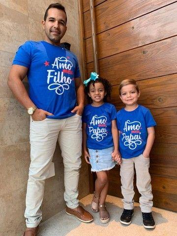 Camisa Dia dos pais Entrega grátis  - Foto 3