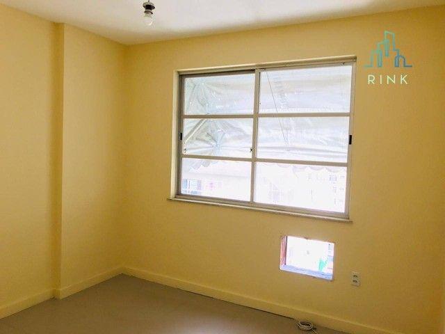Apartamento com 1 dormitório para alugar, 50 m² - Icaraí - Niterói/RJ - Foto 5