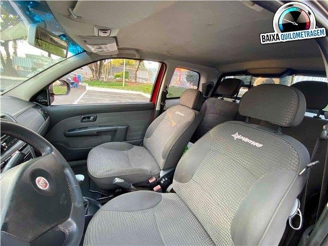 Fiat strada adventure cabine dupla  com 1 ano de garantia e seguro* - Foto 7