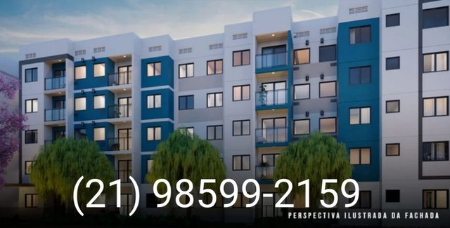 Apartamentos a 400 da praia da macumba