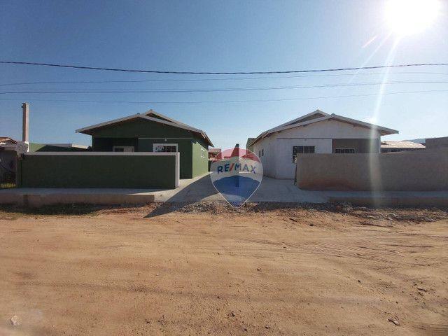 Casa com 2 dormitórios à venda, 67 m² por R$ 210.000 - Balneário das Conchas - São Pedro d - Foto 18