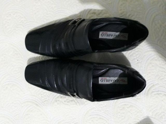 Sapato Rafarillo Número 36 usado só uma vez - Foto 3