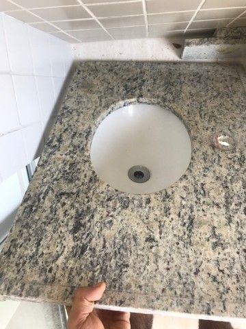 Pia + bancada de granito + rodobanca - Foto 4