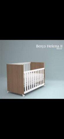 Berço-Cama Helena II semi-novo (berço)(caminha) - Foto 4