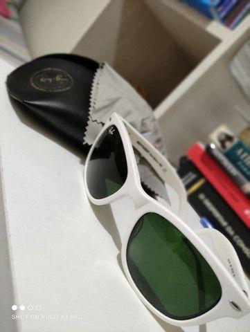Óculos de Sol Ray Ban Original Wayfarer  RB2140 - Muito pouco usado - Foto 2