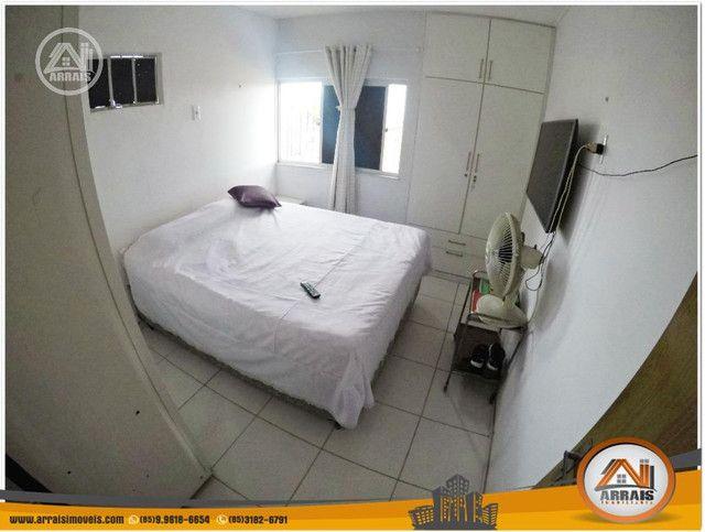 Apartamento à venda, 106 m² por R$ 200.000,00 - Vila União - Fortaleza/CE - Foto 10