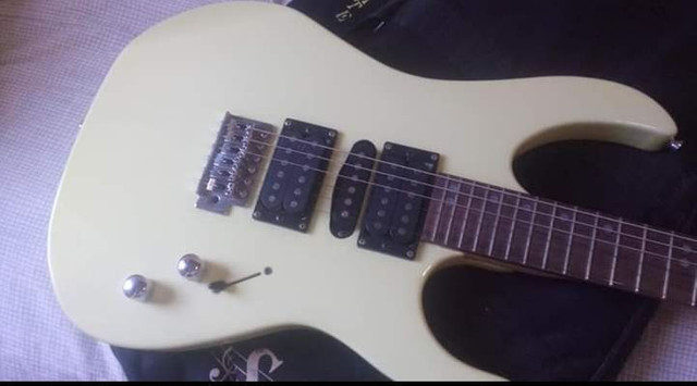 Oportunidade!!! Guitarra Groovin Modelo New