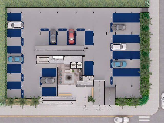 Parus Residence- Construção- No melhor do Manaíra- 02 ou 03Qts- 01 ou 02Vgs - Foto 14