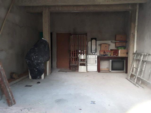Casa 3 cômodos Jd Tarumã. Incluso água, luz, IPTU e garagem pra 2 carros pequenos. - Foto 10