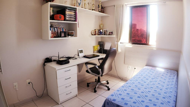 Vendo VANDELLI 85 m² 3 Quartos 1 Suíte 3 WCs DCE 2 Vagas JATIÚCA - Foto 9