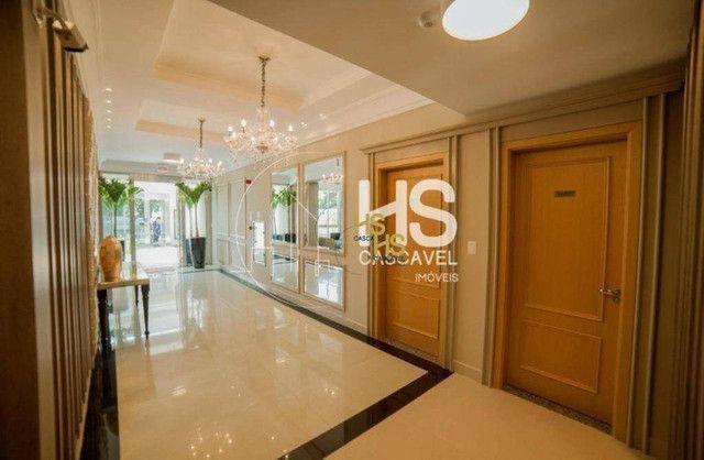Apartamento com 3 dormitórios para alugar, 104 m² por R$ 2.500,00/mês - Cancelli - Cascave - Foto 2