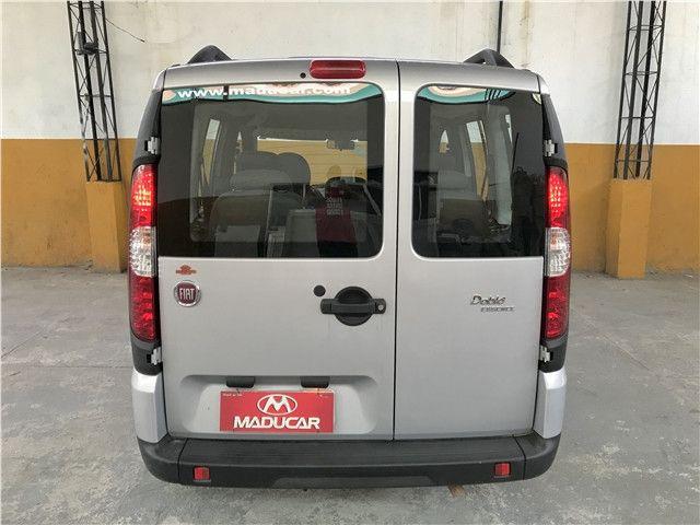 Fiat Doblo 2020 1.8 mpi essence 7l 16v flex 4p manual - Foto 11