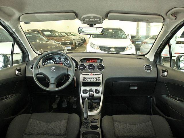 Peugeot 308 1.6 ACTIVE 4P FLEX MEC - Foto 5