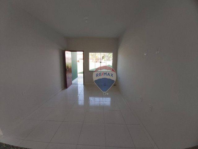 Casa com 2 dormitórios à venda, 67 m² por R$ 210.000 - Balneário das Conchas - São Pedro d - Foto 9