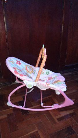 Cadeira de Balanço Fisher Price Minha Infância. - Foto 2